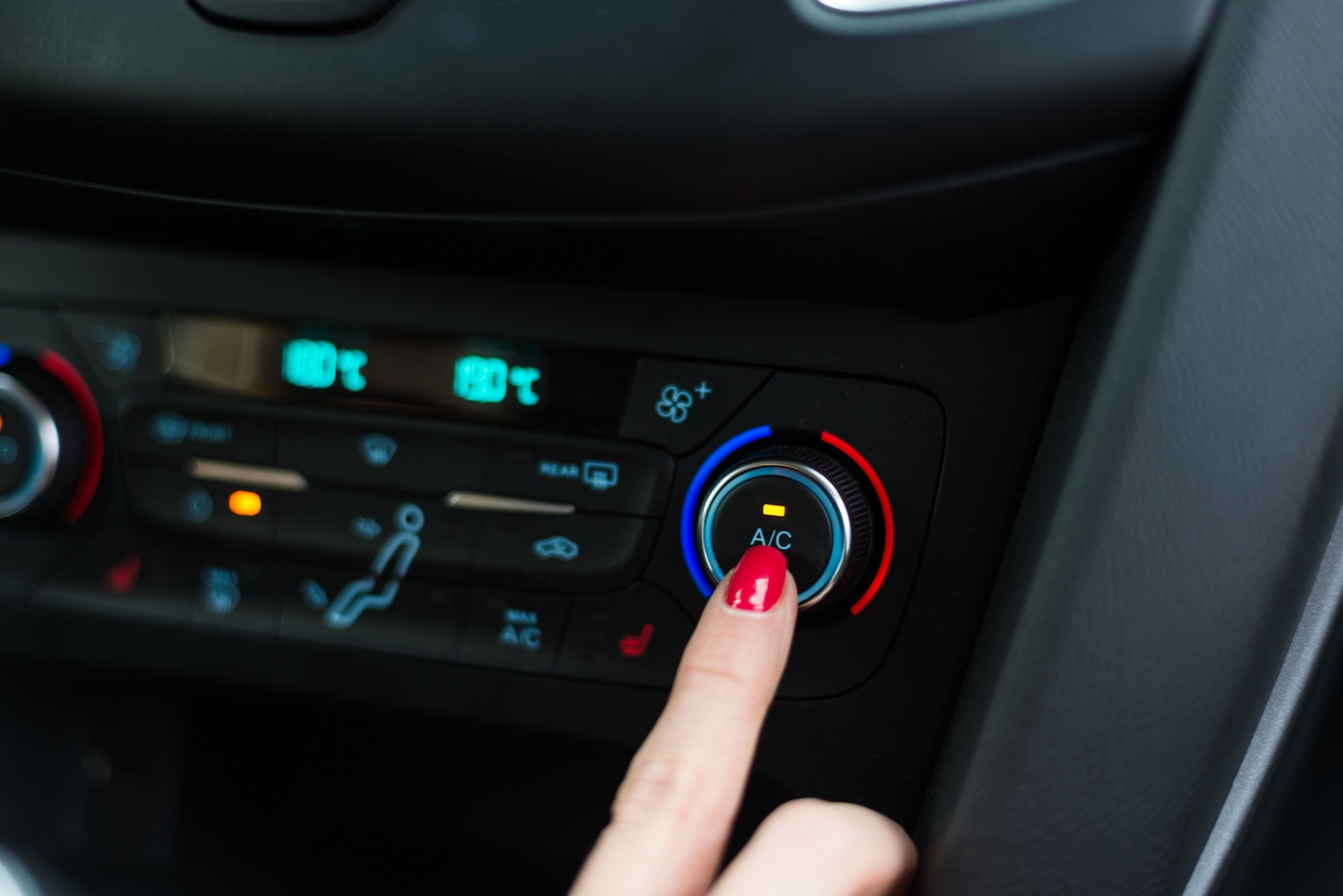 Don't Get Stuck Without A/C in Your Car This Summer